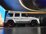 Mercedes-AMG G63 safety features