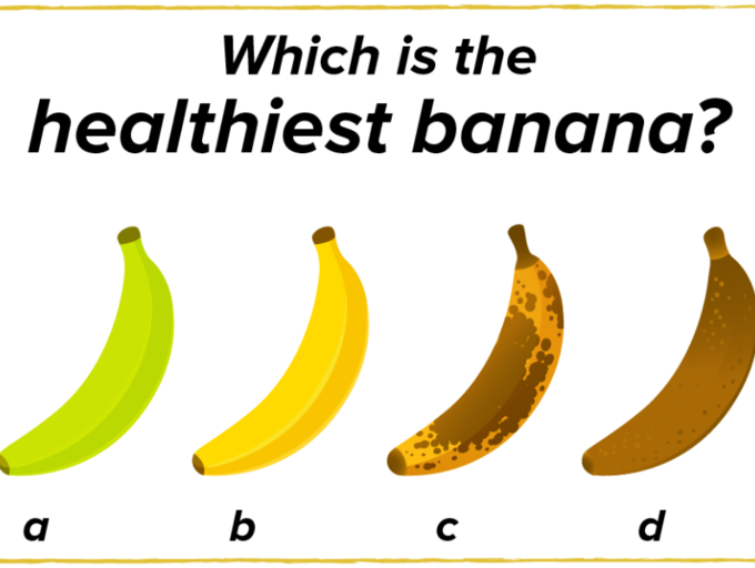 Which Is The Healthiest Banana The Times Of India