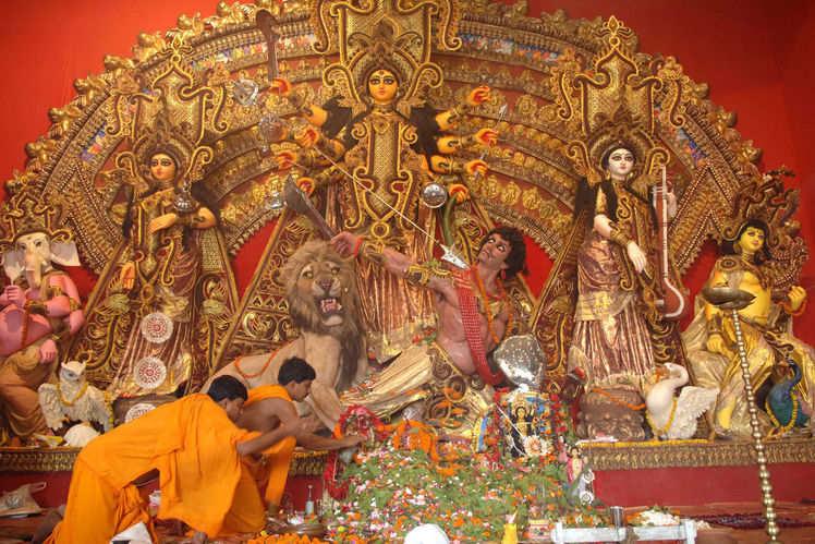 10 stunning North Kolkata Pujas