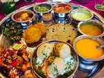 Biggest thalis of India