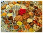 Chhappan Bhog Thali
