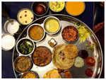Shree Thaker Bhojanalaya Gujarati Thali