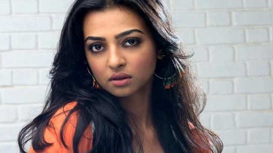 Radhika Apte talks about how hard work is really important to be successful