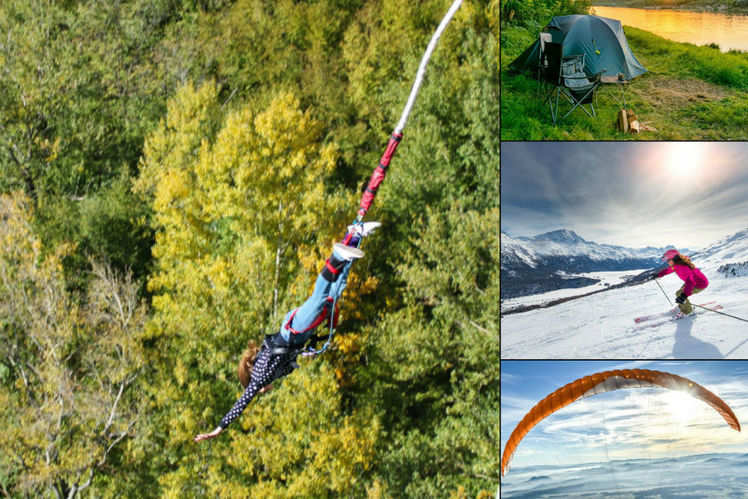 Adventure sports in Uttarakhand: Here is a checklist of what to consider  Times of India Travel