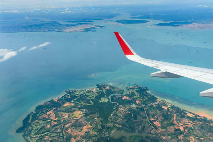 Now You Can Take A Direct Flight For Singapore From Northeast India