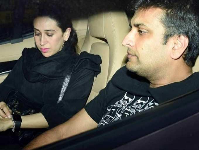 Karisma Kapoor and alleged beau Sandeep Toshniwal go their separate ways?