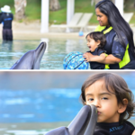 Arpita holidays with her son Ahil in Dubai