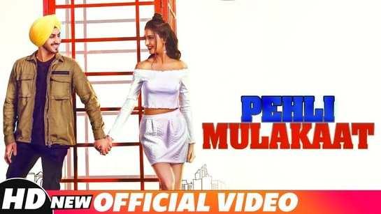 Pehli Mulakaat Rohanpreet Singh S Love Ballad Is Sure To Tug At Heartstrings Punjabi Movie News Times Of India