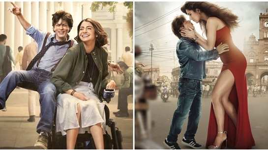 Zero: Day before trailer launch, fans get excited to watch Shah Rukh Khan, Anushka Sharma, Katrina Kaif in film's new posters