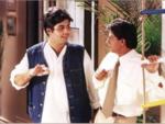 Karan Johar took a trip down memory lane with SRK