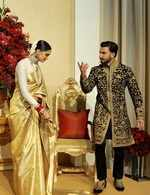 DeepVeer Reception: Family and sportstars congratulate the newly weds