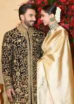 Love is in the air for Ranveer Singh and Deepika Padukone