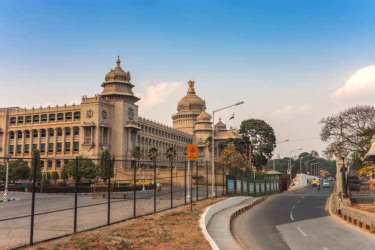 Hotels Near Majestic Bangalore - treebo.com