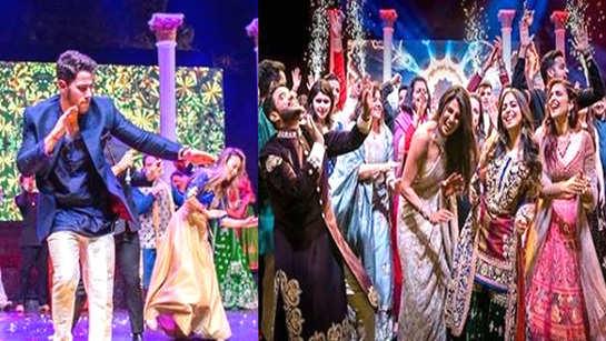Priyanka Chopra and Nick Jonas' sangeet ceremony: PeeCee shares first photographs on social media