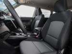 Kia Soul EV interior