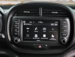 Kia Soul EV infotainment system