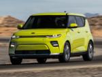 Kia Motors unveil new Soul EV