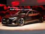 Audi's new e-tron GT concept