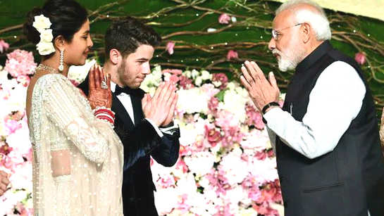 Priyanka Chopra to PM Narendra Modi: We are touched by your kind words and blessings