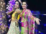 Shilpa Raizada and Parul Chauhan had a blast