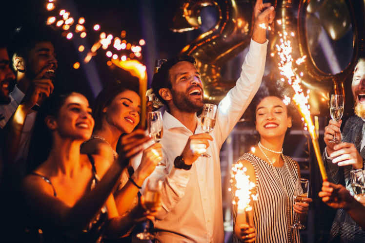 celebrations beckon the best new year parties in goa