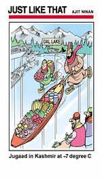 Jugaad in Kashmir