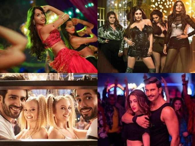 Bollywood Party Songs For New Year S Eve 2019 Mp3 Download From Dilbar To Aankh Marey Bollywood Party Songs That Will Be In Your Playlist This New Year Eve