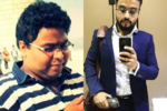 Without any supplements or surgery, this man lost 63 kgs!