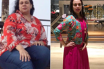 She calculated everything she ate and lost 42 kgs!