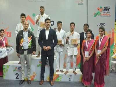 kiyg 2019: Delhi dominate the KIYG judo mat
