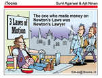 Newton's lawyer