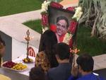 A tribute to late actor 'Ambareesha'
