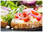 Diet Sandwich Recipe