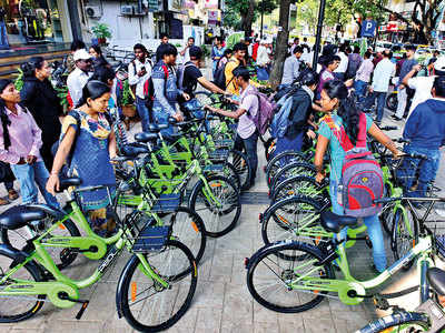 Yulu Bikes Soon E Bikes Will Ease Commute In It Parks Outskirts