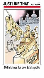 Royal Bengal Tigress