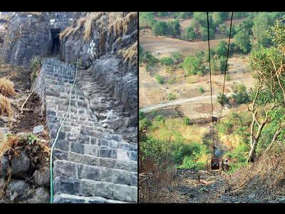 Image result for tikona fort