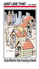 Cost-effective housing scheme
