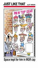PM in 'top' gear