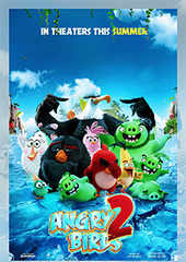 The Angry Birds Movie 2 Movie Showtimes Review Songs Trailer