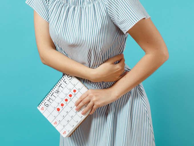 Massage to induce menstruation