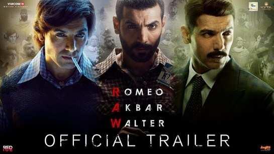 Romeo Akbar Walter - Official Trailer