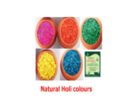 Saatvik India Herbal Holi color
