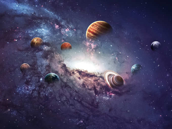 Colours Of Planets In Vedic Astrology