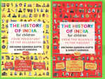 'The History of India for Children' by Archana Garodia Gupta & Shruti Garodia