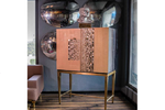 Show off your fancies with a luxurious bar cabinet