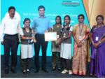 Top in National Curriculum – North Zone – Velammal Vidyashram, Surapet