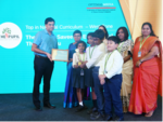 Top in National Curriculum  – West Zone – The Pupil – Saveetha Eco School, Thiruverkad-1