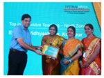 Top in Innovative Teaching – North Zone – Everwin Vidhyashram, Kolathur-2-1