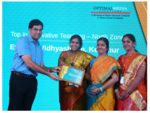 Top in Innovative Teaching – North Zone – Everwin Vidhyashram, Kolathur-1