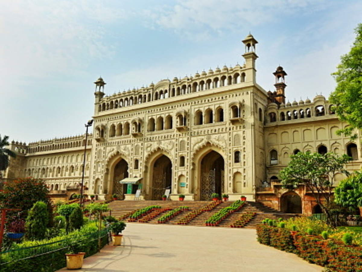 Do you know about the gravity-defying palace in Lucknow? | Times of India Travel